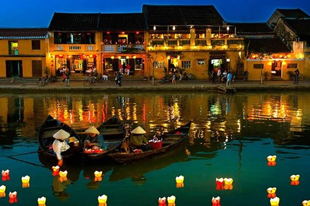 Picture of Google doodle propels Hoi An to top searched keyword